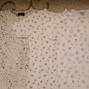 Combo of 3 T-shirts